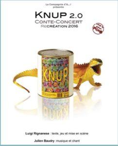 KNUP 2.0